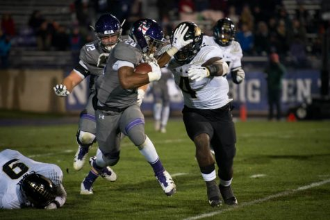 Football: No. 25 Northwestern eases past Purdue 23-13 for fifth straight victory