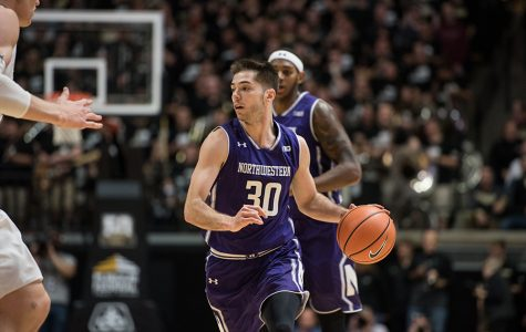 Men's Basketball: Northwestern cruises to 85-48 victory over Lewis