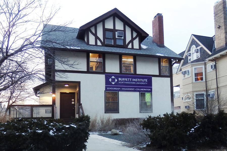 The Buffett Institute for Global Studies, 1902 Sheridan Road. Members have been finalized for the search committee that will select a new executive director for the Institute.
