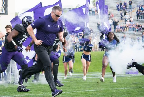 Football: Northwestern set to face Kentucky in Music City Bowl