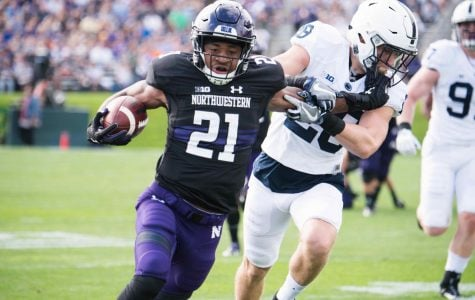 Football: Northwestern readies for Music City Bowl on cusp of 10-win season