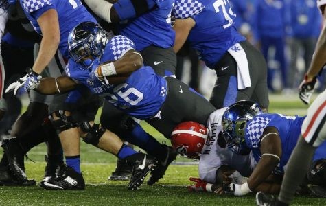 Football: Scouting Northwestern's Music City Bowl opponent, Kentucky