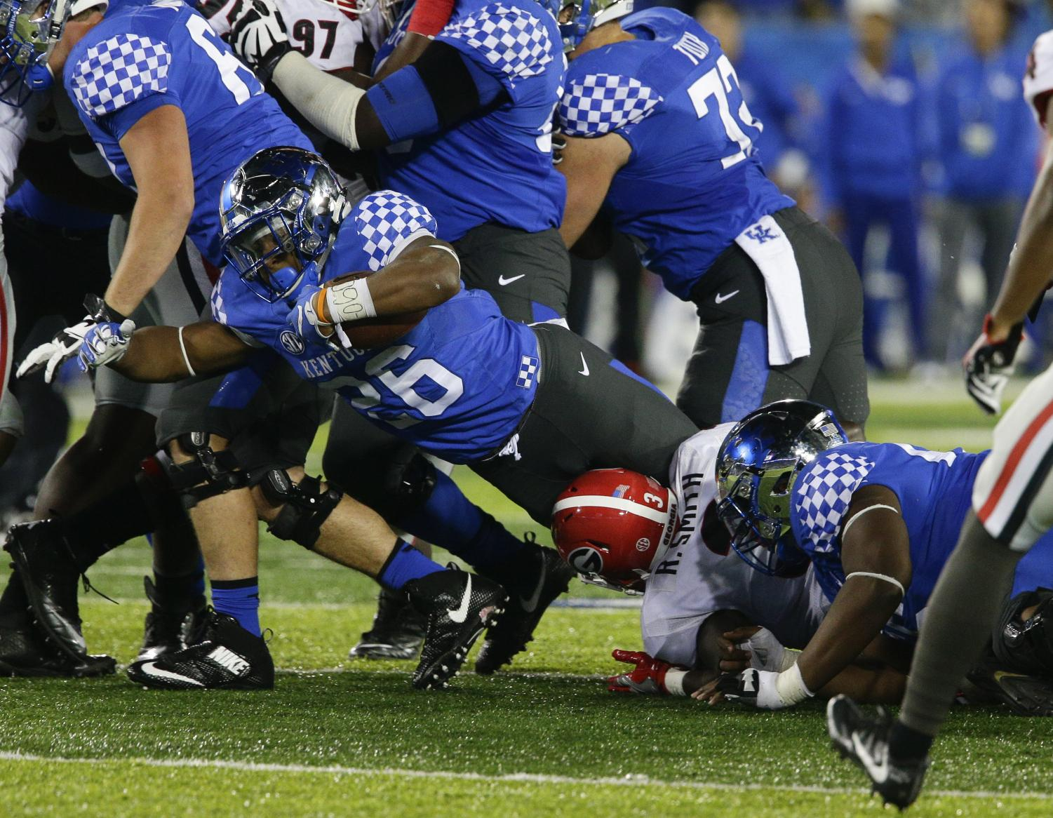 Kentucky Suffers Heartbreak In The Music City Bowl