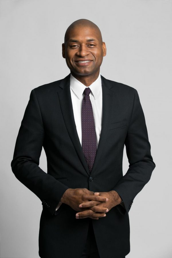 Charles M. Blow is an op-ed columnist for The New York Times. Blow will speak at Northwestern Jan. 25 for the University's commemoration of Martin Luther King Jr.