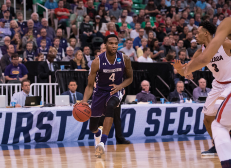 Men's Basketball: Northwestern cruises to second straight blowout victory