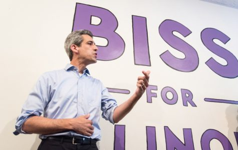 Biss releases first TV ads in gubernatorial race