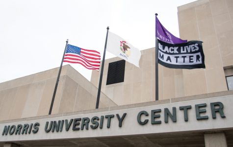 Black Lives Matter flag raised over Norris for second year