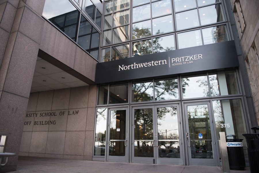 Northwestern+Pritzker+School+of+Law.+Michael+Brennan%2C+a+School+of+Law+alumnus%2C+was+nominated+for+a+federal+court+position+by+President+Donald+Trump%2C+but+faced+controversy+in+his+hearing+before+the+Senate+Judiciary+Committee.