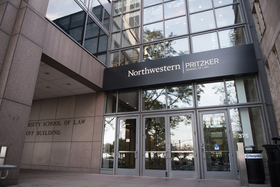 Northwestern Pritzker School of Law. Michael Brennan, a School of Law alumnus, was nominated for a federal court position by President Donald Trump, but faced controversy in his hearing before the Senate Judiciary Committee.