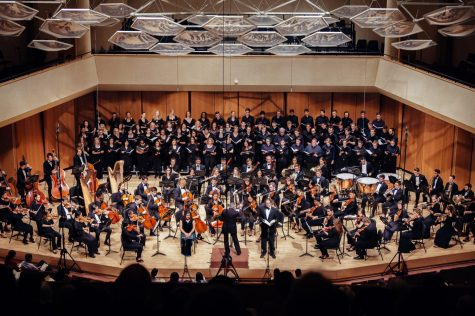 Northwestern University Symphony Orchestra to tour China with the music of Leonard Bernstein, Gustav Mahler