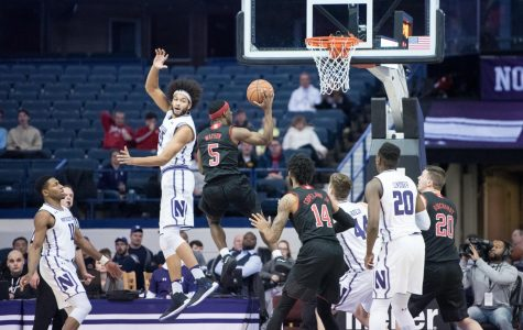 Men's Basketball: Woeful offense sends Northwestern to loss to Nebraska