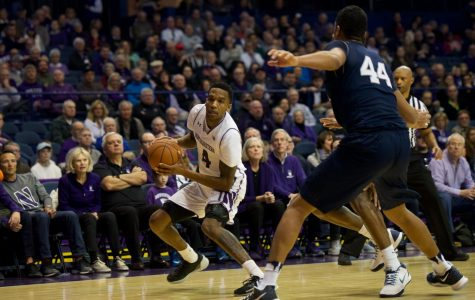 Men's Basketball: Northwestern shuts down Penn State to secure 3rd conference win