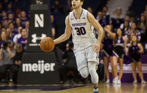 Men's Basketball: Northwestern avenges 'embarrassing' effort against Penn State