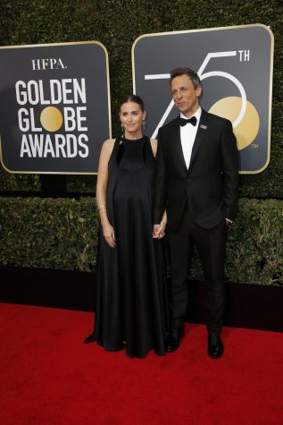 Seth Meyers hosts 75th Golden Globe Awards Ceremony