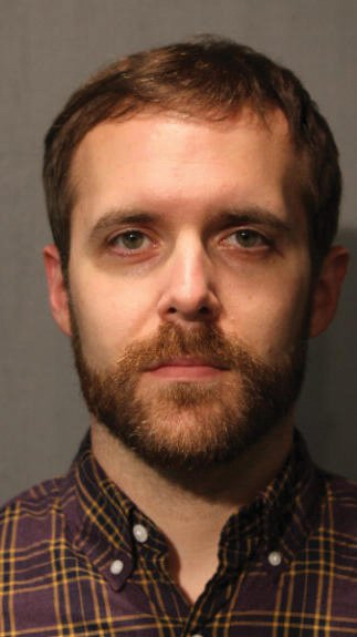 Chad Estep. University Police received an anonymous tip last September that helped lead to the identification of Estep, who allegedly pushed a man off the CTA platform in August.