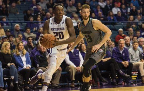 Men's Basketball: Northwestern's rally falls short in loss to Ohio State