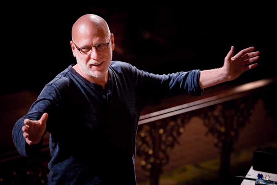 Bienen Prof. Donald Nally. Nally won his first Grammy on Sunday in the best choral performance category.