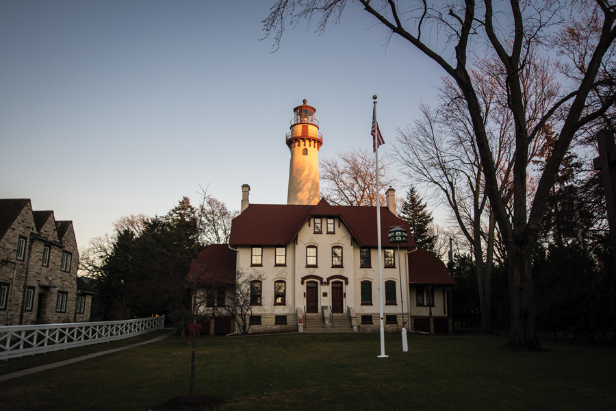 The lighthouse gleams in the sunlight. Associated Student Government will launch a coalition connecting civically engaged student groups that want to work community organizations.