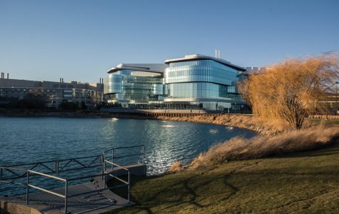 Kellogg Global Hub awarded LEED platinum certification