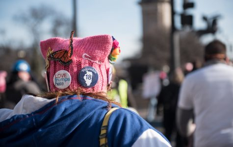Captured: Women's March on Chicago 2018
