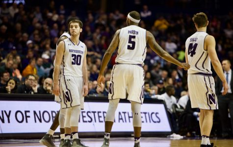 Men's Basketball: Surging Northwestern heads to Michigan for pivotal test