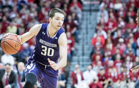Men's Basketball: Northwestern hoping to replicate last year's monumental win in Madison