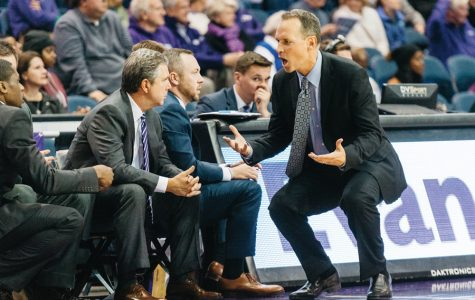 Men's Basketball: Wildcats look to carry momentum into big game at Indiana