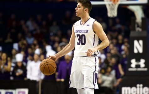 Men's Basketball: Northwestern's disastrous week continues with sloppy loss at Penn State