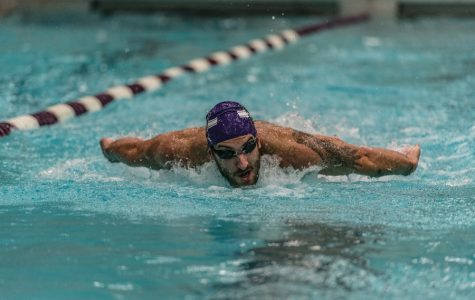 Men's Swimming: Northwestern opens winter season with win at SMU