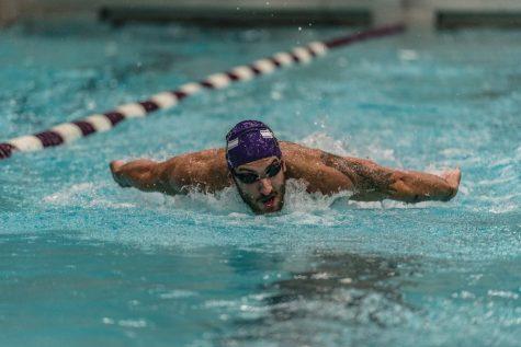 Men's Swimming: Northwestern opens winter season with win at SMU