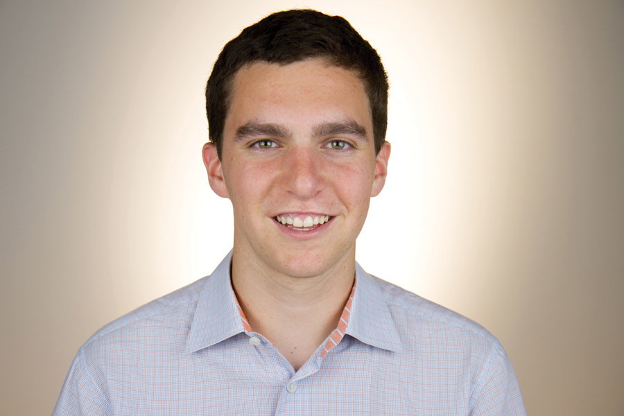 Tyler Pager. Pager, former editor-in-chief of The Daily Northwestern, won a reporting trip abroad through a New York Times contest.