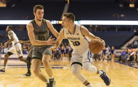 Men's Basketball: Pressure defense spurs comeback that falls just short