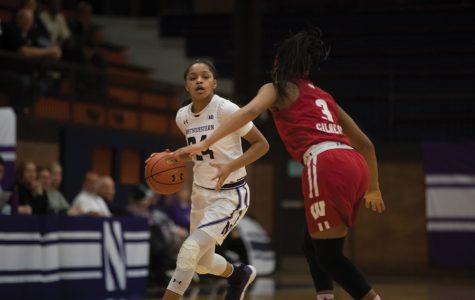 Women's Basketball: Flashy passes, finishes from Jordan Hamilton spark win over Wisconsin