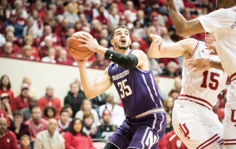Men's Basketball: Northwestern's turnovers throw away upset opportunity
