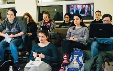 Students, faculty react to Trump's first State of the Union address