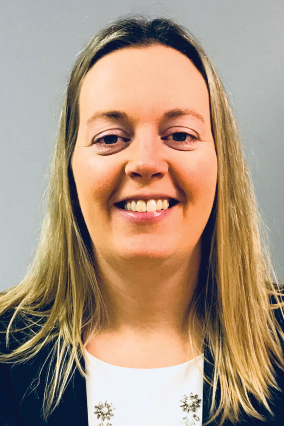 Erika Storlie, Evanston's newly appointed assistant city manager.  Storlie, who has worked for the city since 2004, will also retain her previous role as administrative services director.