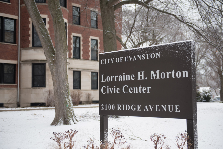 Lorraine H. Morton Civic Center, 2100 Ridge Ave. Aldermen will consider options to decrease the number of accidents on Ridge Avenue in February.