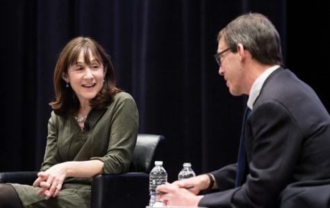 Jane Mayer of The New Yorker talks journalism, truth in Trump era