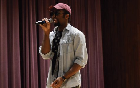 Black student voices showcased at Vertigo's Lift Ev'ry Voice