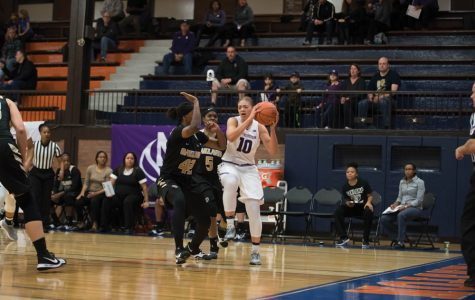 Women's Basketball: Fourth quarter comeback too little for Wildcats in loss to Purdue