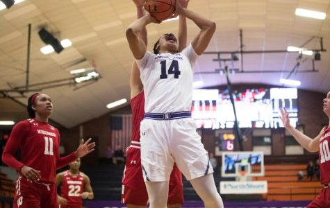 Women's Basketball: Northwestern falls 80-59 to Michigan