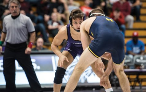 Wrestling: Northwestern looks to improve NCAA finish this season
