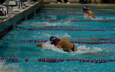 Women's Swimming: Northwestern prepped for final home meet of the season