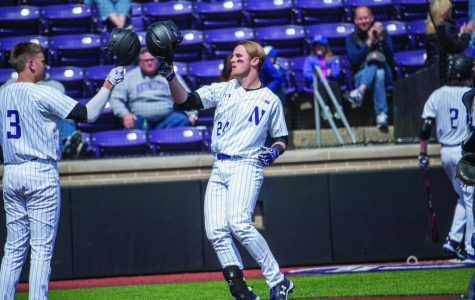 Baseball: Northwestern loses two of three in opening series against Nebraska-Omaha