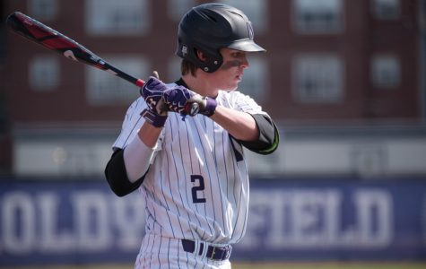 Baseball: Northwestern drops two-of-three to Jayhawks in Kansas