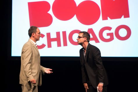 Boom Chicago celebrates 25 years of dominating the Dutch improv scene