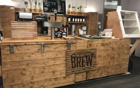 BrewBike in Annenberg Hall. The coffee venture is among 30 semifinalists that will advance to the second phase of a startup launch competition.