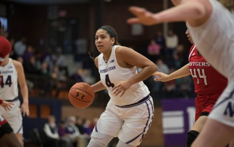 Women's Basketball: Bryana Hopkins steps up in Wildcats win