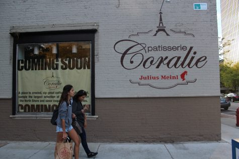 New Cafe Coralie location opens on Howard Street