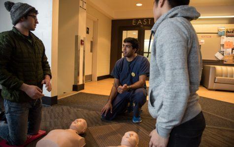 NU joins national effort to train 10,000 in bystander CPR